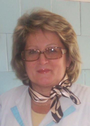 Людмила Шашкова (Белоусова)