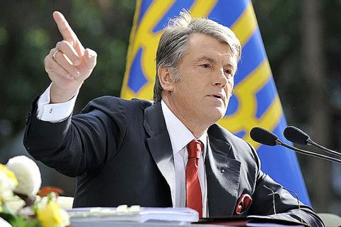 Ющенко: Одна лишь Англия соп…