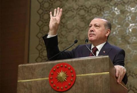 Эрдоган - США: От вас до Сир…