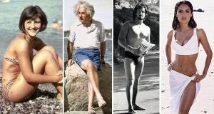 Знаменитости на пляже: вчера…