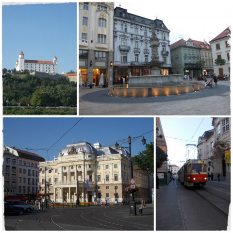 Братислава- небольшая и уютн…