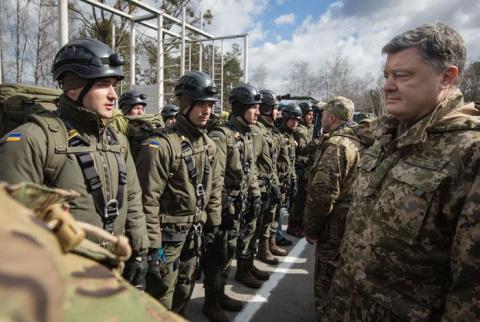 Киев расходует своих диверса…