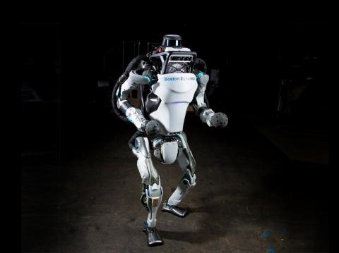 Робот от Boston Dynamics уже умеет делать сальто и это по-настоящему пугает