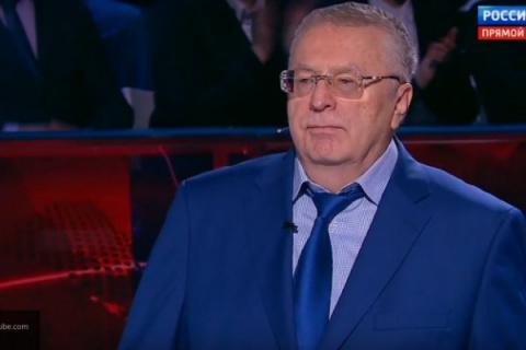 Жириновский рассказал зачем …