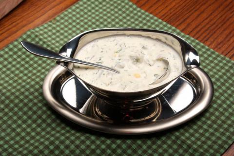 Сметанный соус – 5 незаменимых видов соуса на кухне