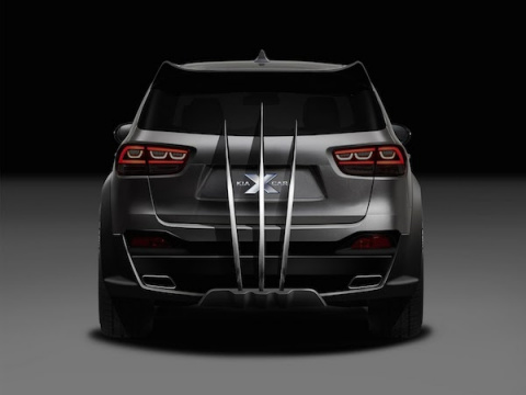 KIA выпустила автомобиль для Росомахи