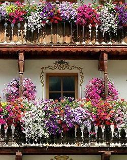 Уютные балкончики