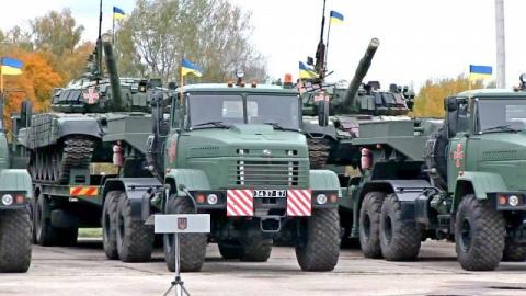 Украинская армия получила бо…