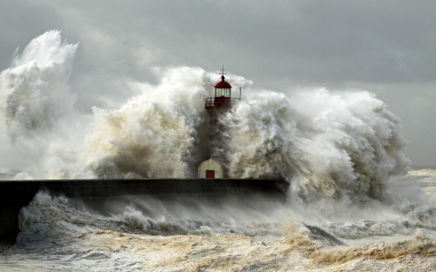 Суровые шторма