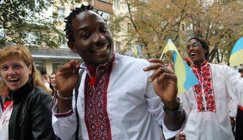 Украина – белый бантустан Европы.