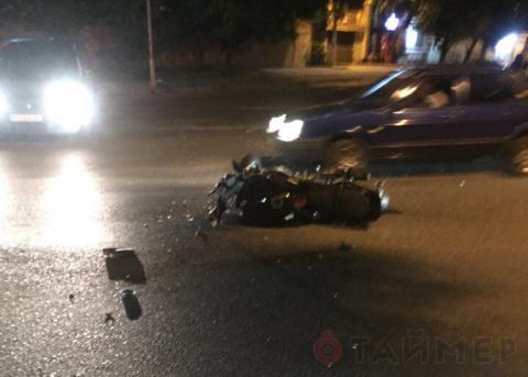 Майор СБУ устроил ДТП в Одессе и сбежал