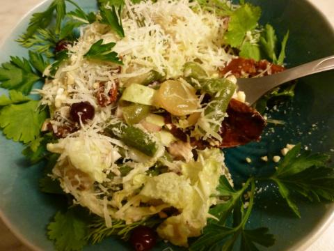 Виндзорский салат