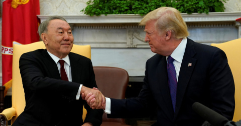 Оторвать Казахстан от Китая …
