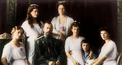 Кармическое наказание за расстрел Романовых