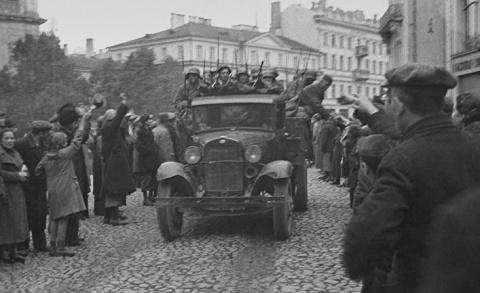 Что возмутило вас, волнения Литвы?