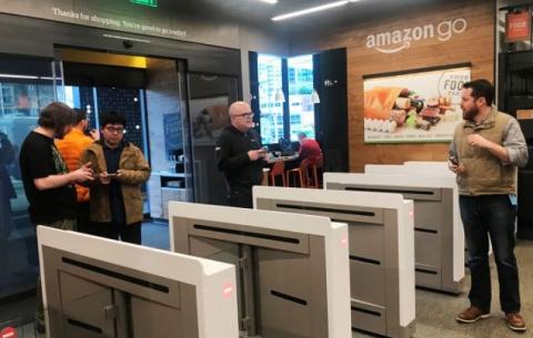 Amazon представил первый суп…