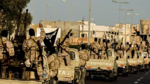 ИГИЛ похвасталось новым боев…