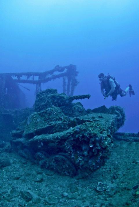 Самое большое подводное клад…