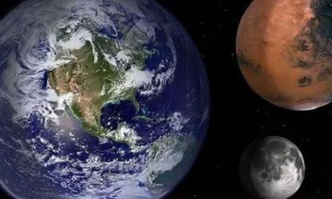 Ученые: Земля и Марс все же …