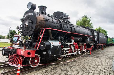 Брестский музей железнодорож…