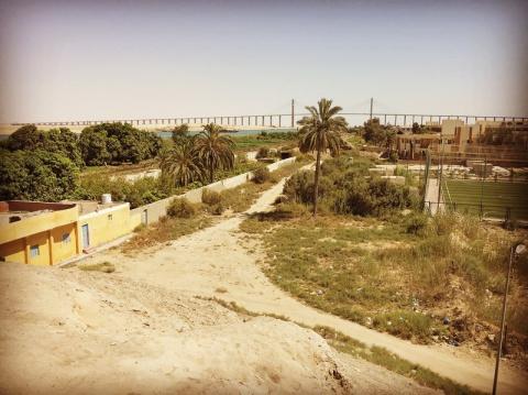 Нетуристический Египет. Мост между Азией и Африкой
