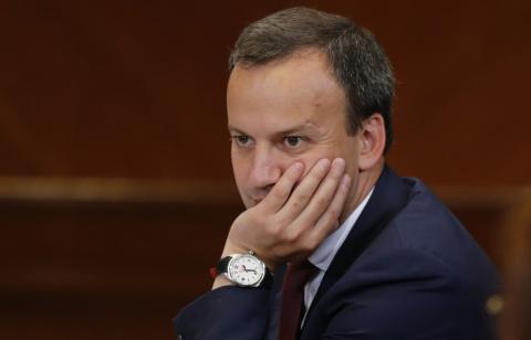 Дворкович предложил дать чин…
