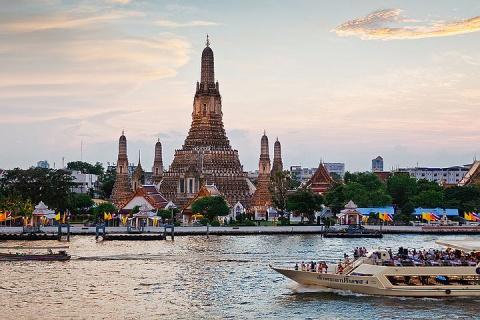 Бангкок, я люблю тебя: 10 самых популярных у туристов городов в 2017 году