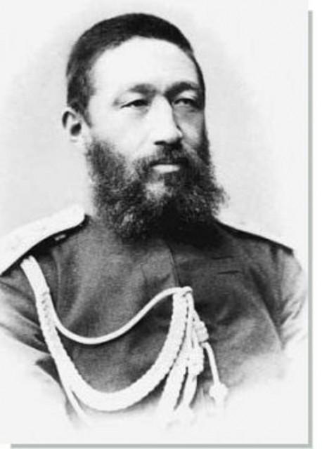 Чингизхан на службе российского императора