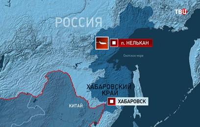 Самолет в Хабаровском крае р…