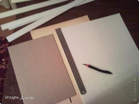 Углубление рамки для вышивки