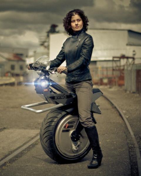 Моноэлектроцикл готовится завоевать мир