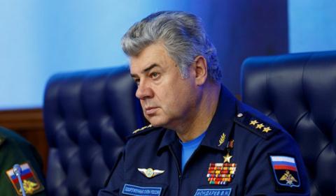 Генерал Бондарев: «Российски…