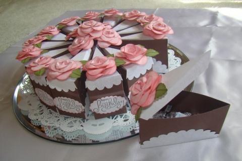 Торт с пожеланиями. Отличная идея для дорогих Вам людей...