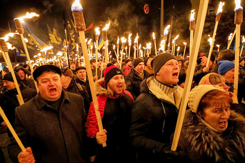Киевлянин: Нынешняя Украина – тоталитарная секта…