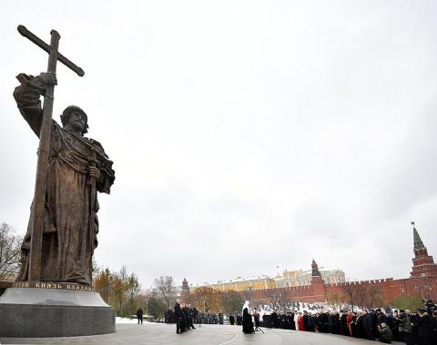 Путин: заложенные князем Вла…