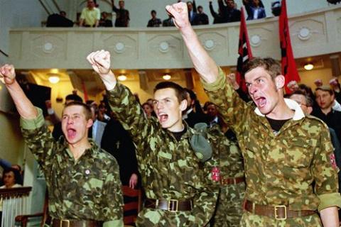 Украина- революция или фашизм пришёл к власти?