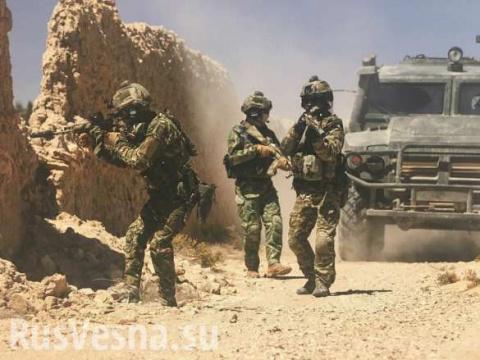 В Генштабе заявили, что наступление боевиков в Идлибе инициировали спецслужбы США