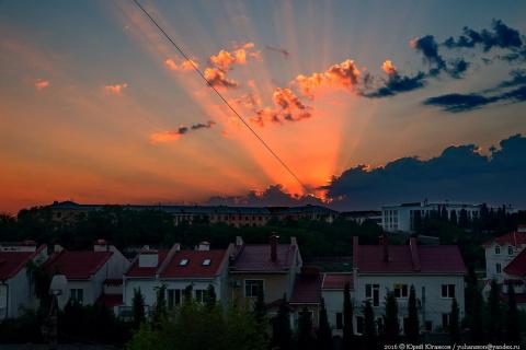 Это происходит в Севастополе прямо сейчас!