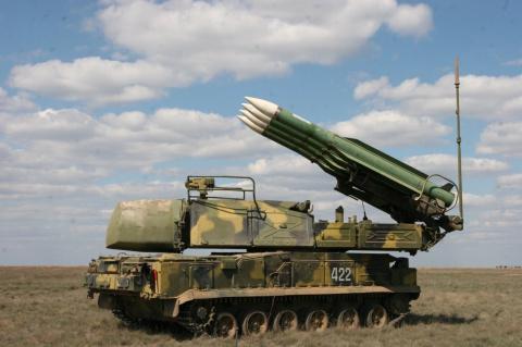 Сербия заинтересована в покупке у России «Буки» и «Тунгуски»