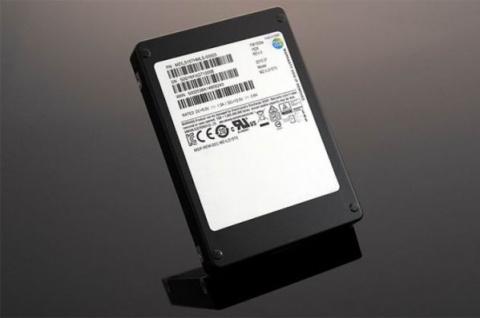 Samsung выпустил 32-тебарайтный SSD для ноутбуков