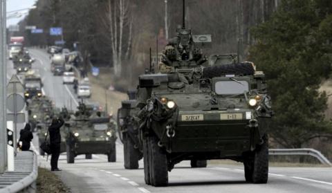 The Nation: США и НАТО готов…
