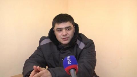 На границе с Крымом задержан…