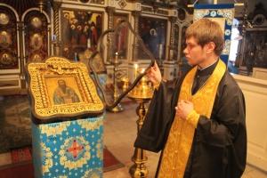 В Сретенском храме Заостровья Арханельской епархии произошло чудо