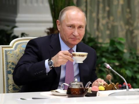 The Times: «Путинская ближневосточная игра сделала изСША дураков»