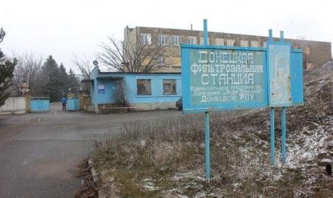 ВСУ открыли огонь по сотрудникам «Воды Донбасса» вблизи Ясиноватой