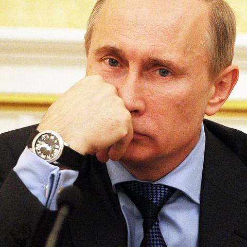 Иностранцы: «Путин - враг ны…