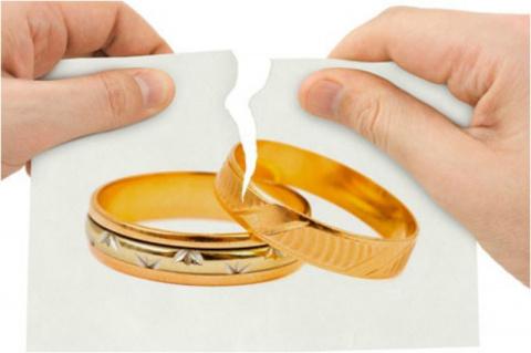 Поразительная причина развод…