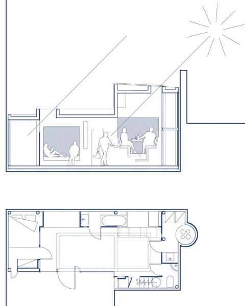 Дом 35 кв. м