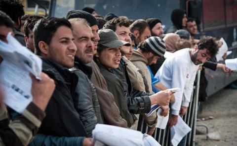 Миграционный кризис: беженцы устроили погром в Германии