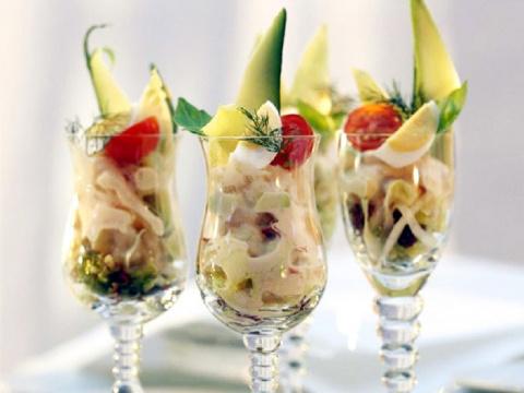 Новогоднее меню в год Петуха: Пять блюд для незабываемого праздника!